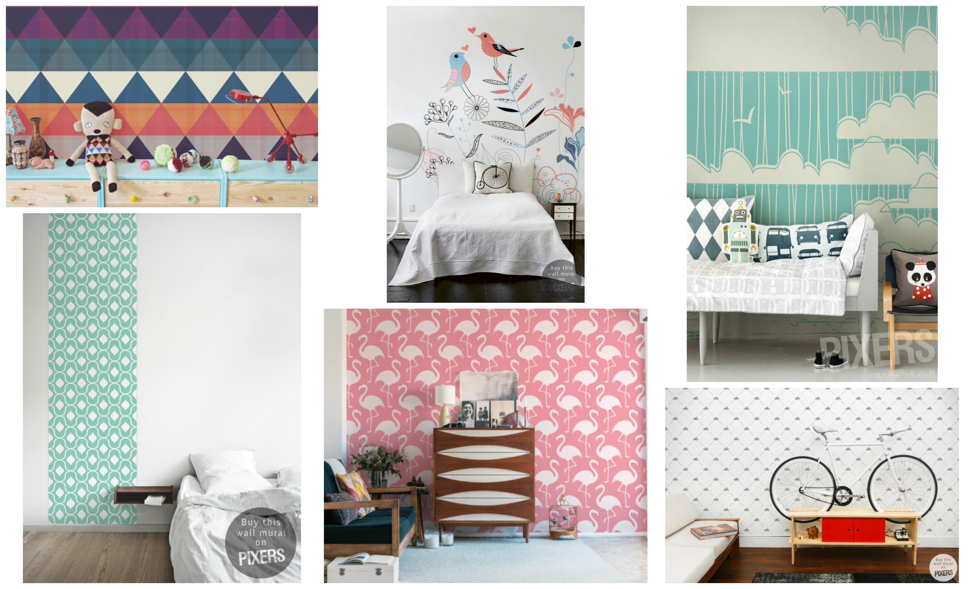 et r ver de d co pour leurs futures chambres. Black Bedroom Furniture Sets. Home Design Ideas