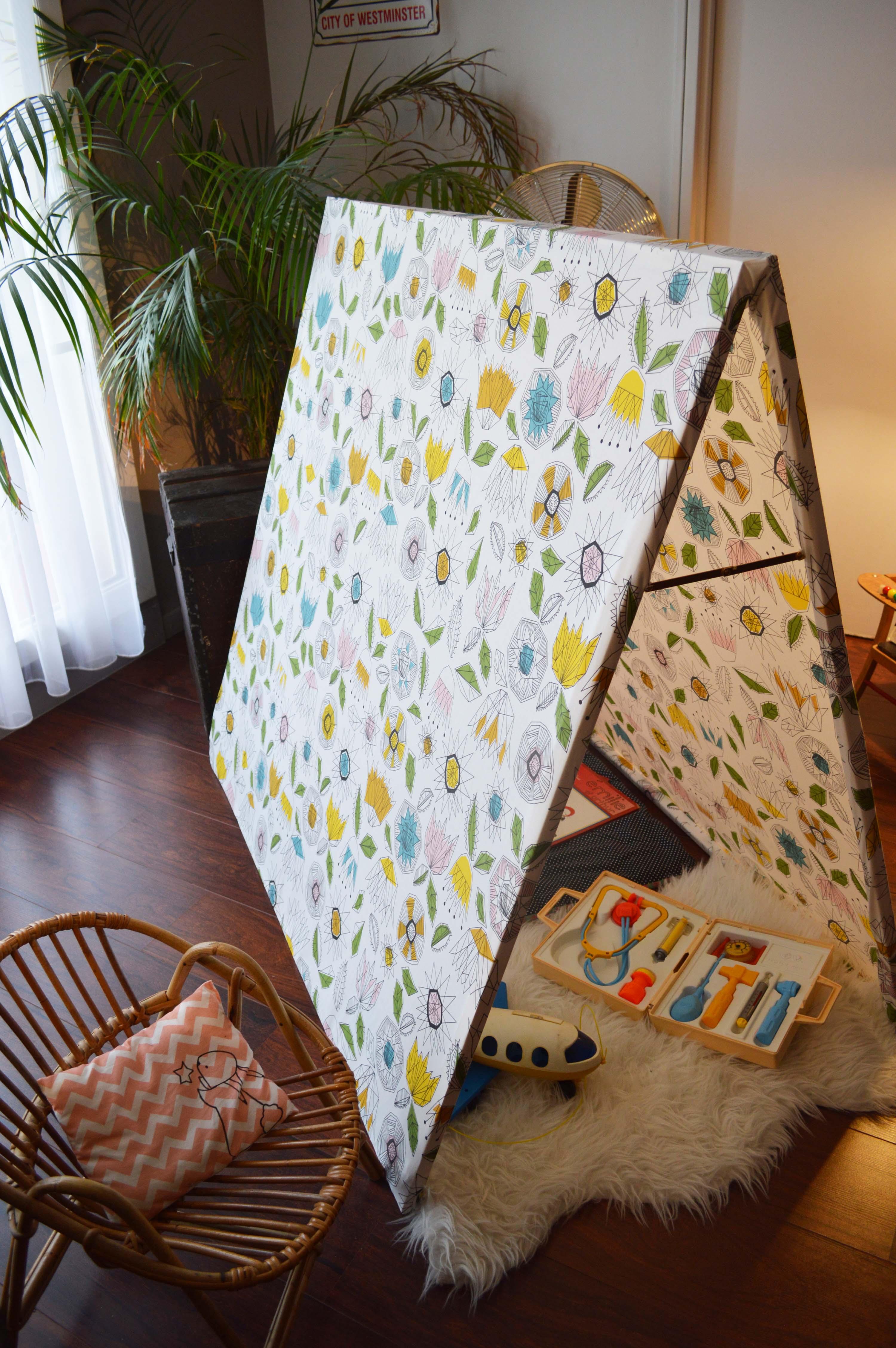 cabane enfant en tissu quot 28 images une cabane d int 233 rieur pour r 234 ver et s 233. Black Bedroom Furniture Sets. Home Design Ideas